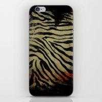 Safari Hunt iPhone & iPod Skin