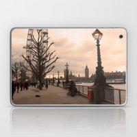 Dawn and Busk Laptop & iPad Skin