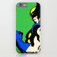 iPhone & iPod Case featuring Logan by mataspey86