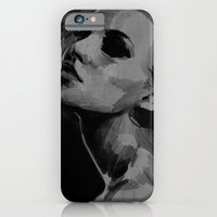 iPhone & iPod Case featuring lovely girl by barmalisiRTB
