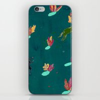 Lowered Expectations I iPhone & iPod Skin
