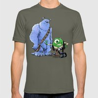 Hike and Chulley Mens Fitted Tee Lieutenant SMALL