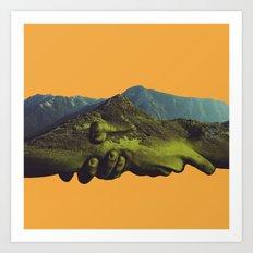 Sound of Color Art Print