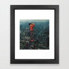 harlem Framed Art Print