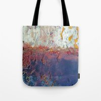 entropic floral dreams Tote Bag