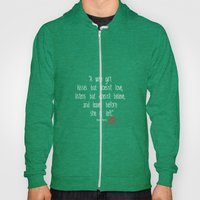 Esperantos Quotes #1 (Marilyn) Hoody
