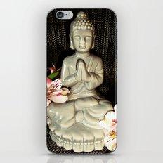 Buddha 2 iPhone & iPod Skin