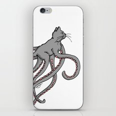 Octopussy (2014) colour iPhone & iPod Skin