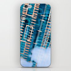 Cybernetic Memory 20-08-16-Menchulica iPhone & iPod Skin