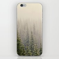 Mountain Haze iPhone & iPod Skin
