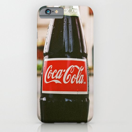 Street cola iPhone & iPod Case