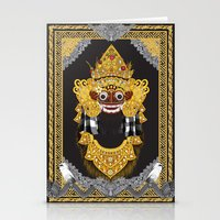 Barong Stationery Cards