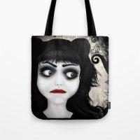 Dear little doll series... EUGENIA Tote Bag