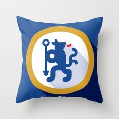 CFC Throw Pillow