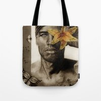 The Bait Tote Bag