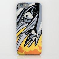 World on Fire iPhone 6 Slim Case