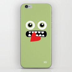 EYE EAT iPhone & iPod Skin