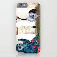 iPhone & iPod Case featuring Special Room IX by Franck Chartron