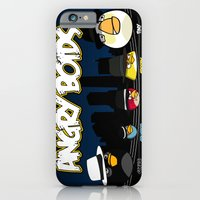 Angry Boids iPhone 6 Slim Case