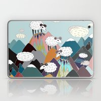 Clouds and Sheep Laptop & iPad Skin
