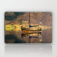 Sailboat Reflections Laptop & iPad Skin