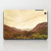 Mountains (02) iPad Case