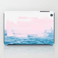 Ocean + Pink #society6 #decor #buyart iPad Case