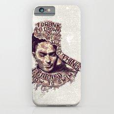Frida Kahlo Flowers iPhone 6 Slim Case