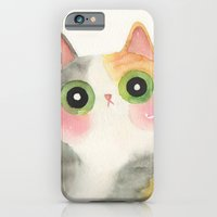calico cat iPhone 6 Slim Case