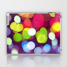 Light Dots Laptop & iPad Skin