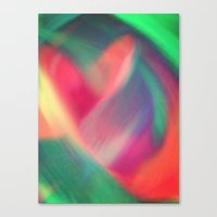 Enlightened Heart Canvas Print