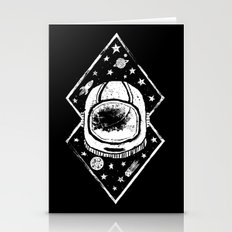 Space Traveller Stationery Cards