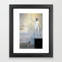Btfhb4 Framed Art Print