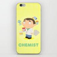CHEMIST iPhone & iPod Skin