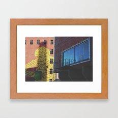 scene(ry) II Framed Art Print