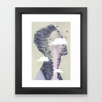 Dreaming of Ink Framed Art Print
