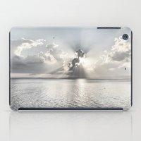 When The Sun Sets... iPad Case