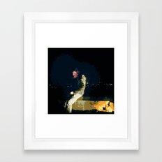 Packer  Framed Art Print