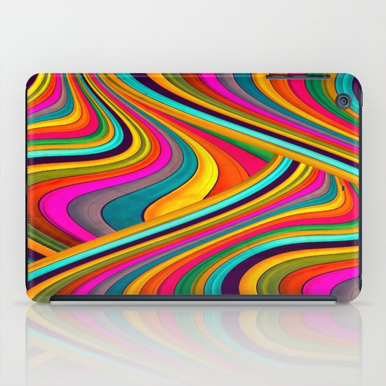 Acid iPad Case