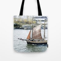 Treasure Bound!! Tote Bag