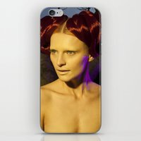 'The sweetest thing is love and next to love the sweetest thing is hate' iPhone & iPod Skin