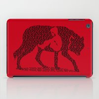 Hungry Like The Wolf iPad Case