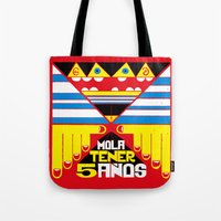Mola Tener 5 Años / It´s Cool to be 5. Tote Bag