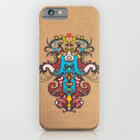 iPhone & iPod Case featuring Harmony -1  by Vanya