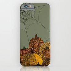 Halloween Pumpkins iPhone 6s Slim Case