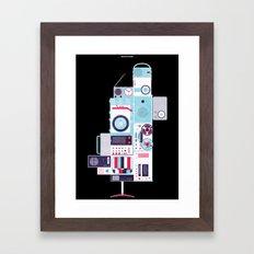 Dieter Rams Framed Art Print