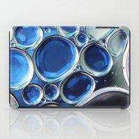 Blue-1 iPad Case