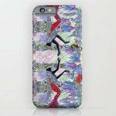 Mermaids in their Garden iPhone 6 Slim Case