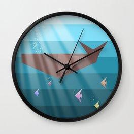Wall Clock - LIVING SEA - Absentis Designs