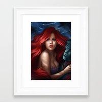 What Would I Give Framed Art Print